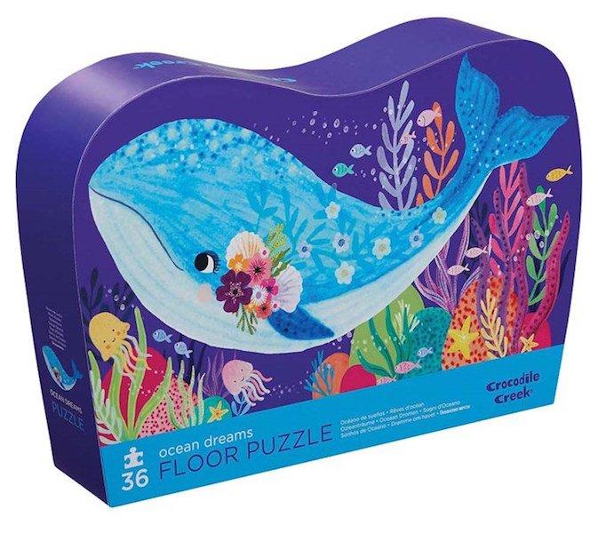 Ocean Dreams 36 Piece Puzzle by Crocodile Creek