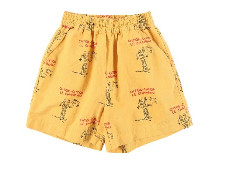 Chtok-Chtok Le Chameau Shorts by Jelly Mallow