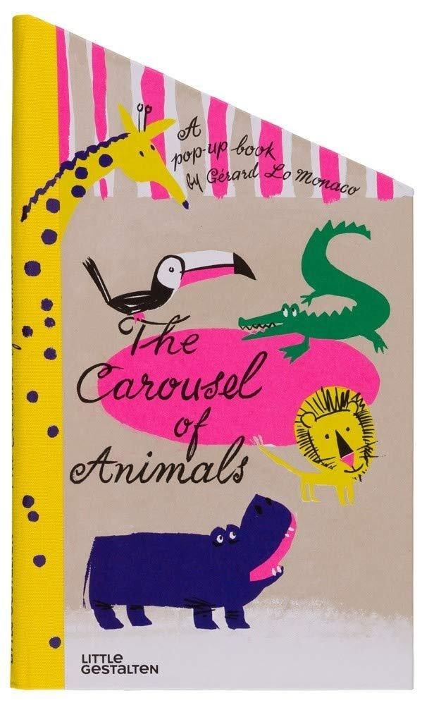 The Carousel of Animals by Gérard LoMonaco
