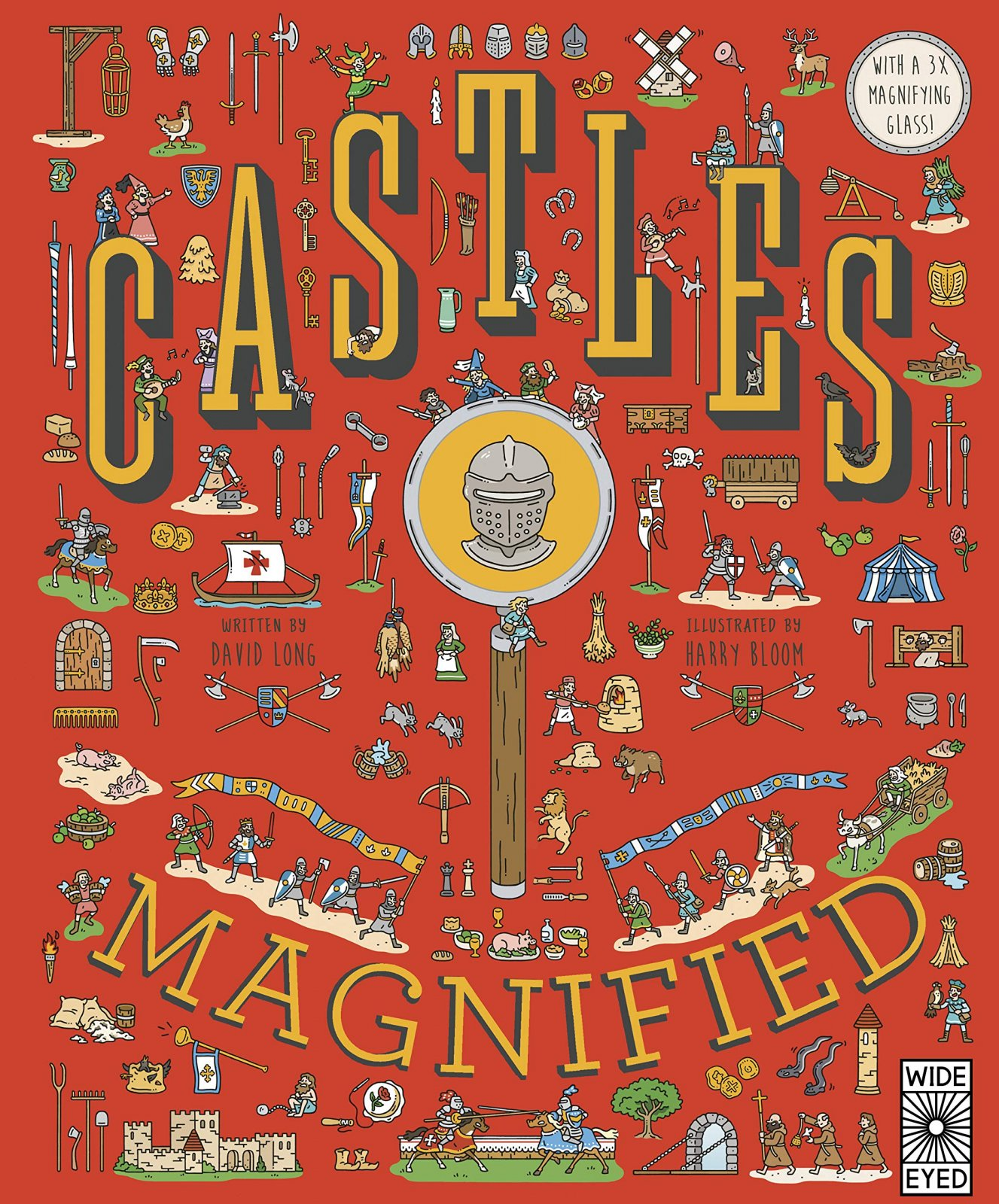 Castles Magnified by David Long