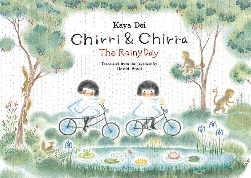 Chirri & Chirra, The Rainy Day by Kaya Doi