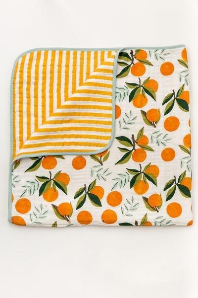 Clementine Quilt by Clementine Kids