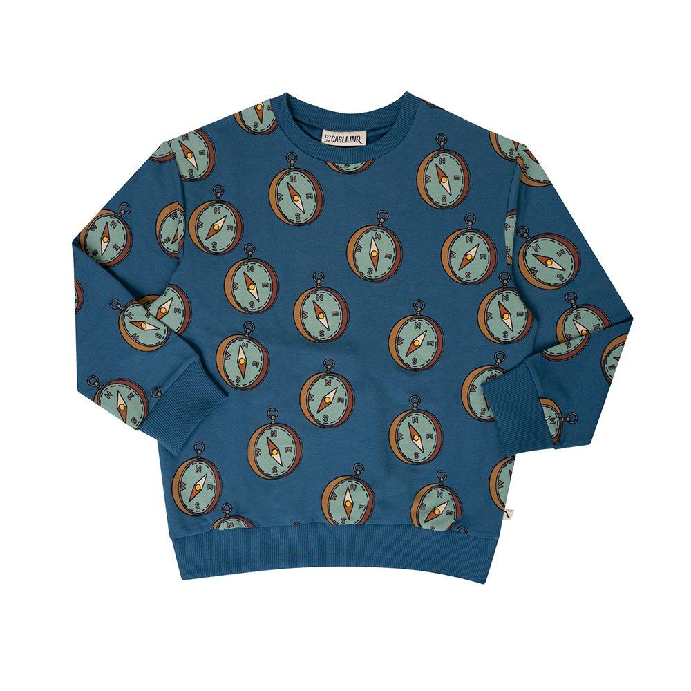 Compass Sweatshirt by CarlijnQ