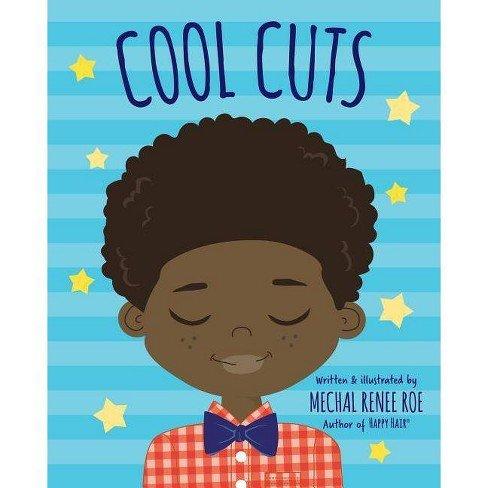 Cool Cuts Board Book by Mechal Renee Roe