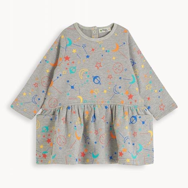 Cosmic Cutie Dress - Baby by Bonnie Mob