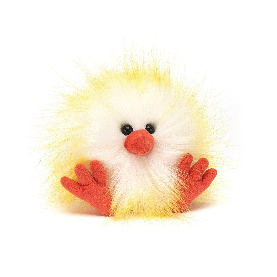 Crazy Chick - Yellow by Jellycat