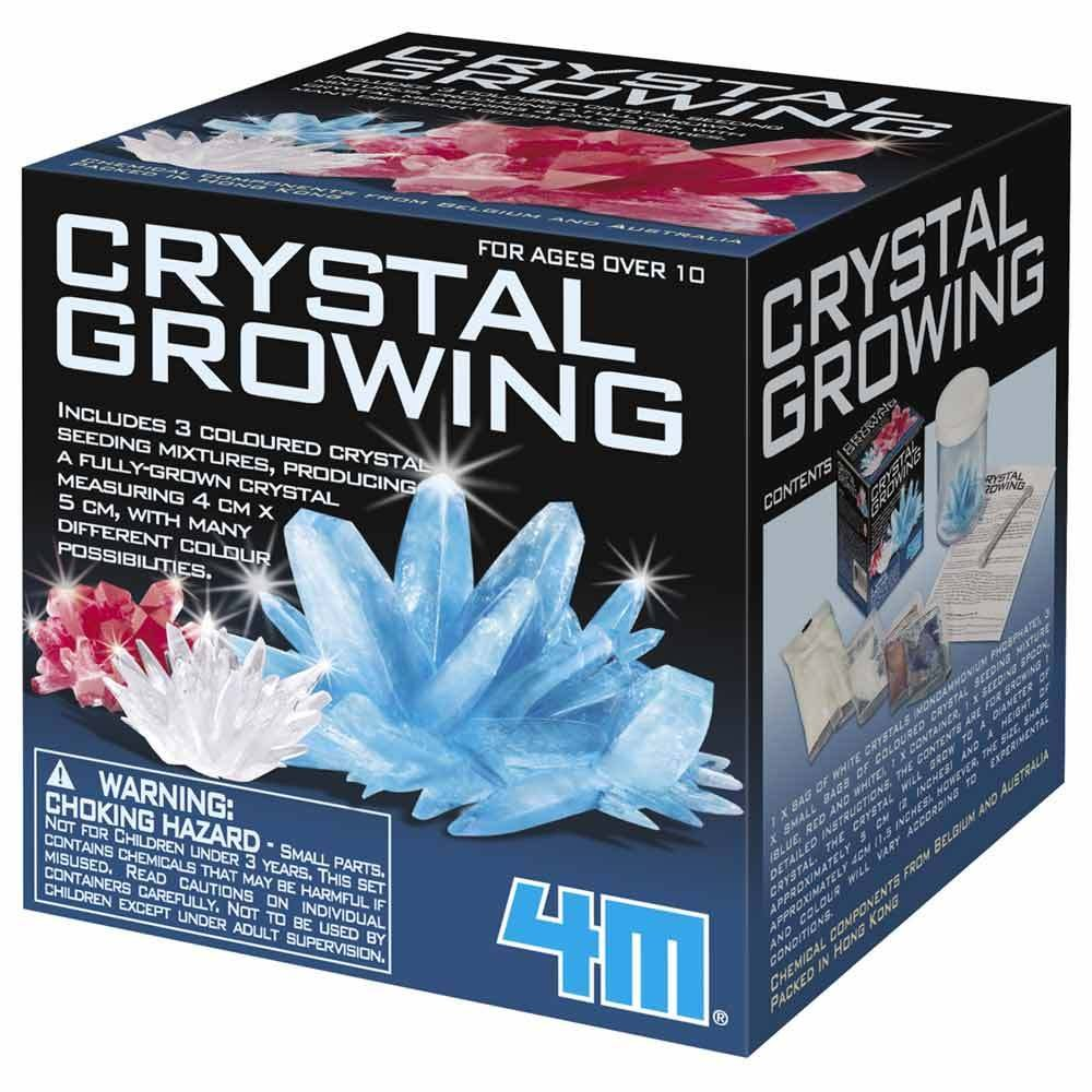 Crystal Growing Kit by 4M