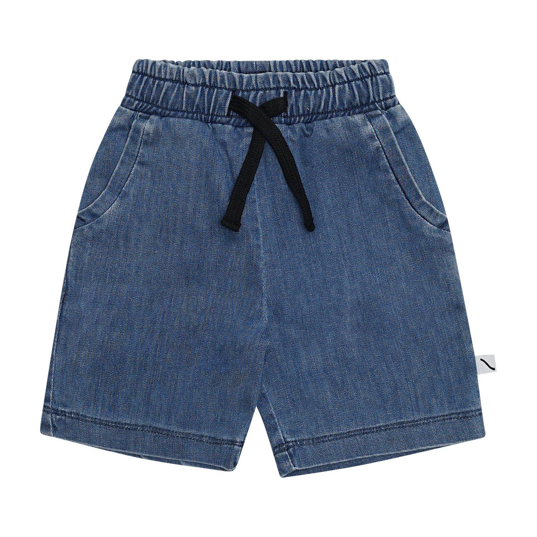 Denim Bermuda Shorts by Carlijnq