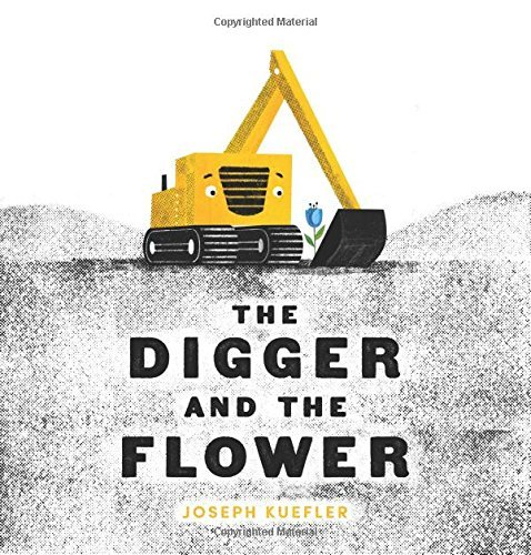 The Digger and the Flower - Joseph Kuefler