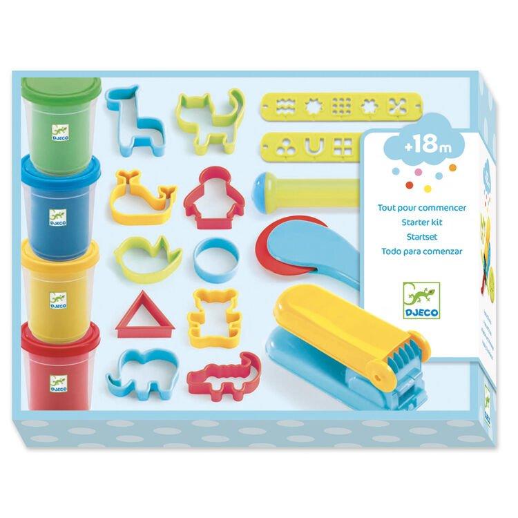 Creative Hobbies Dough Starter Kit by Djeco