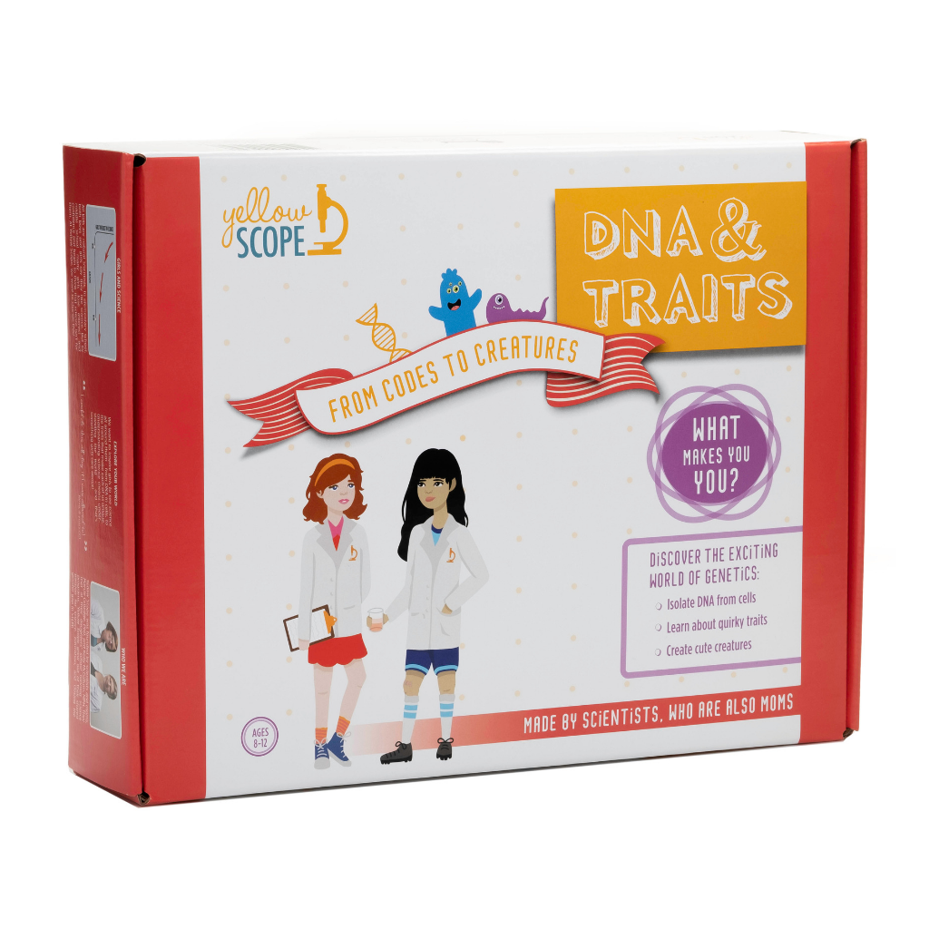 DNA and Traits Chemistry Kit by Yellow Scope