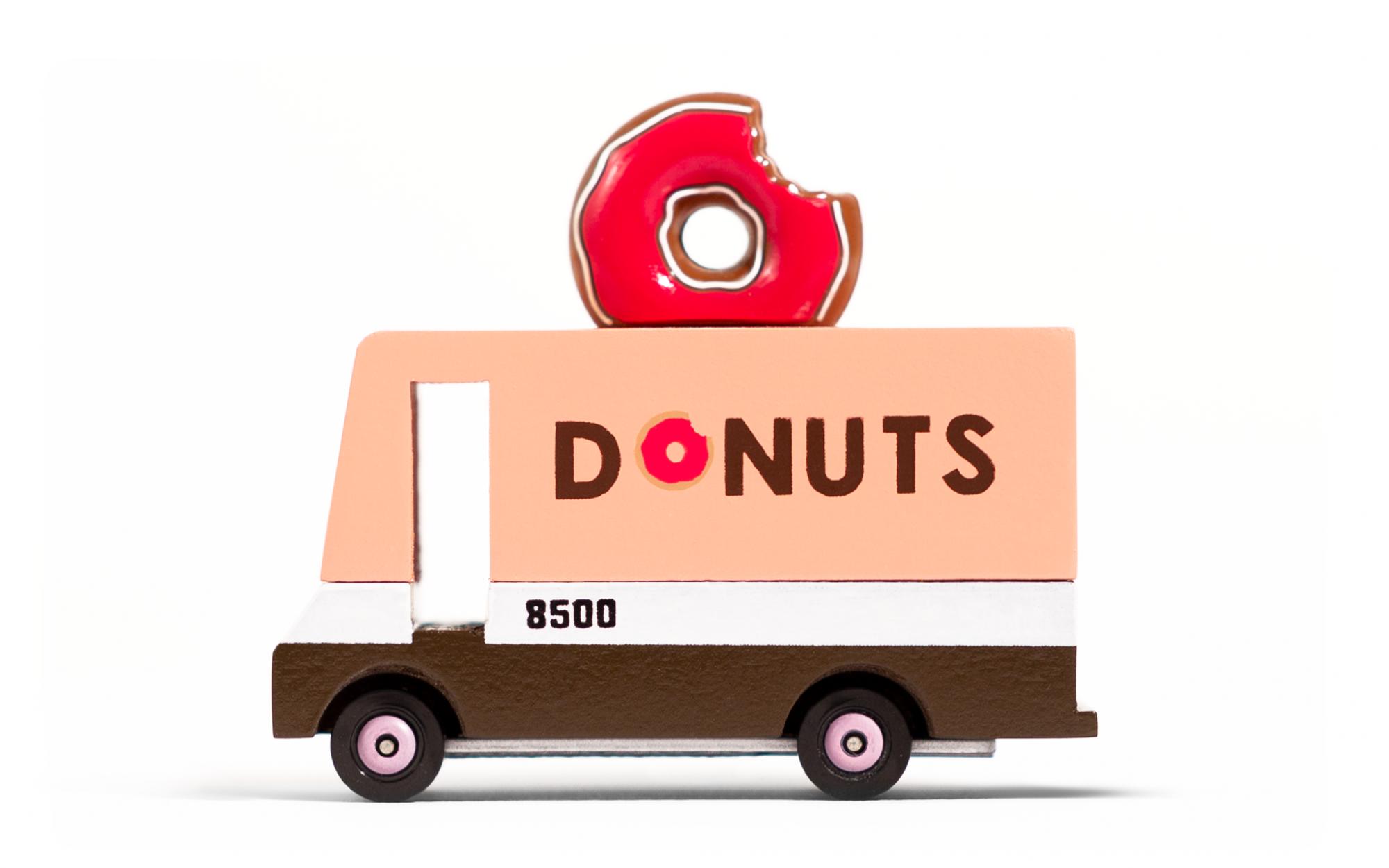 Donut Van by Candylab