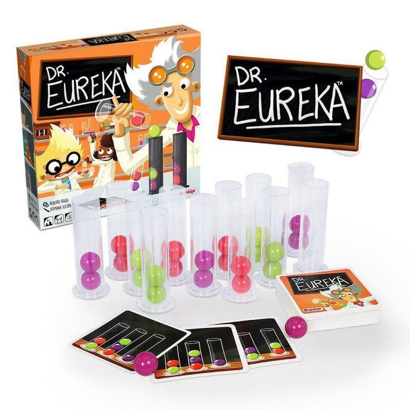 Dr. Eueka by Blue Orange Games
