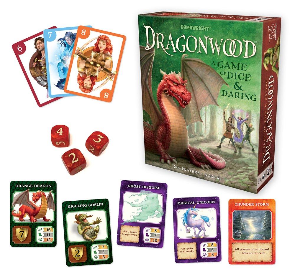 Dragonwood by Gamewright