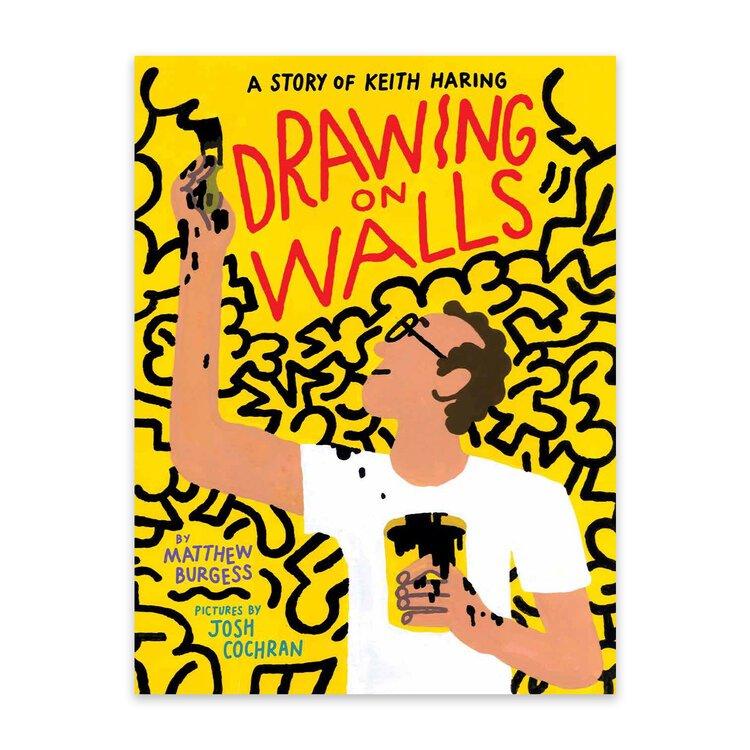 Drawing on Walls by Matthew Burgess