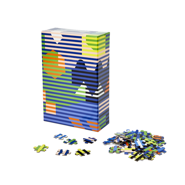 Dusen Dusen Pattern Puzzle by Areaware