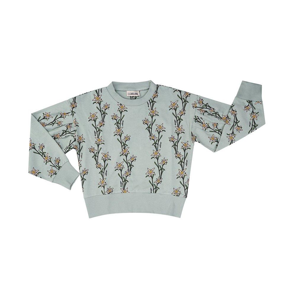Edelweiss Sweatshirt by CarlijnQ