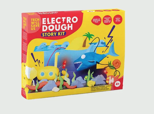 Electro Dough Story Kit by Tech Will Save Us