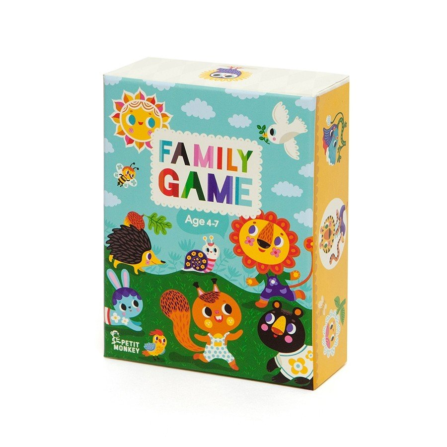 Family Game by Petit Monkey