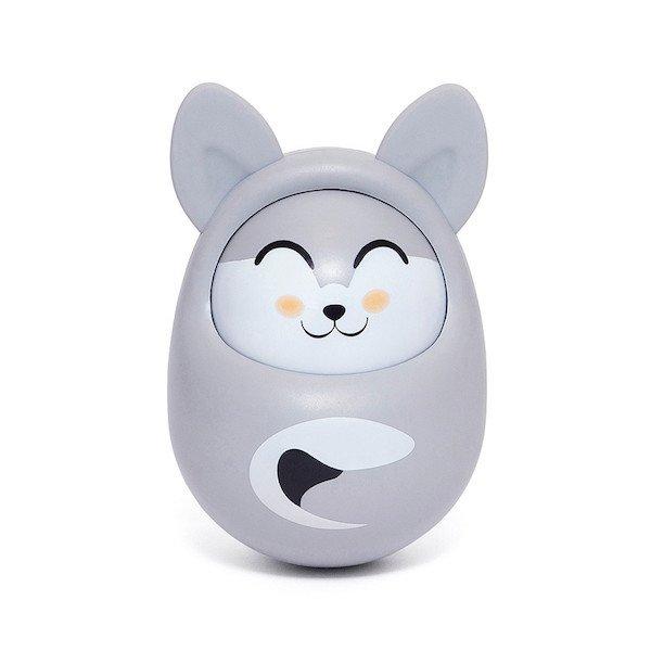 Roly Poly Fennec Fox by Petit Monkey