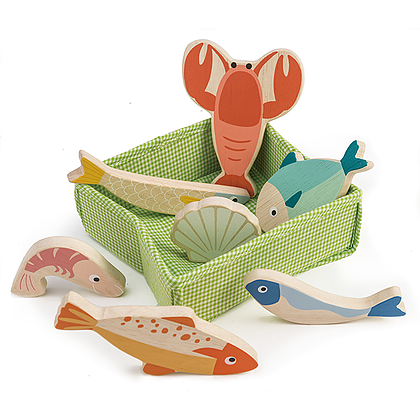 fish crate by tender leaf toys
