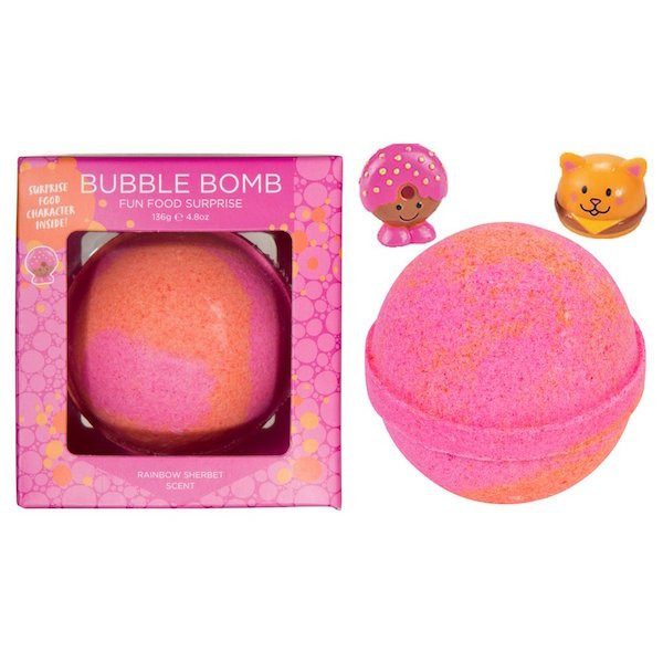 Bubble Bomb - Fun Food Surprise by Two Sisters Spa