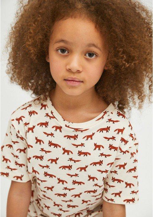Sly As a Fox Shirt by Compania Fantastica
