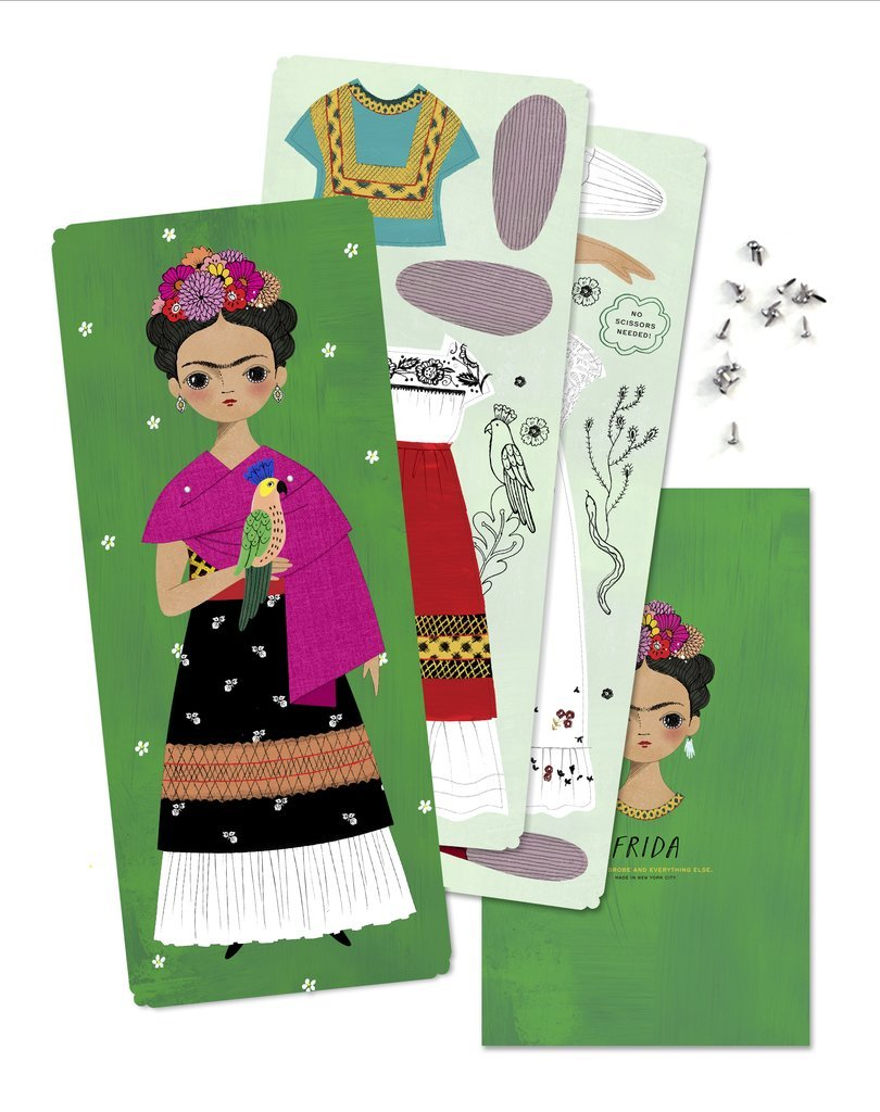 Paper Doll Kit by Of Unusual Kind