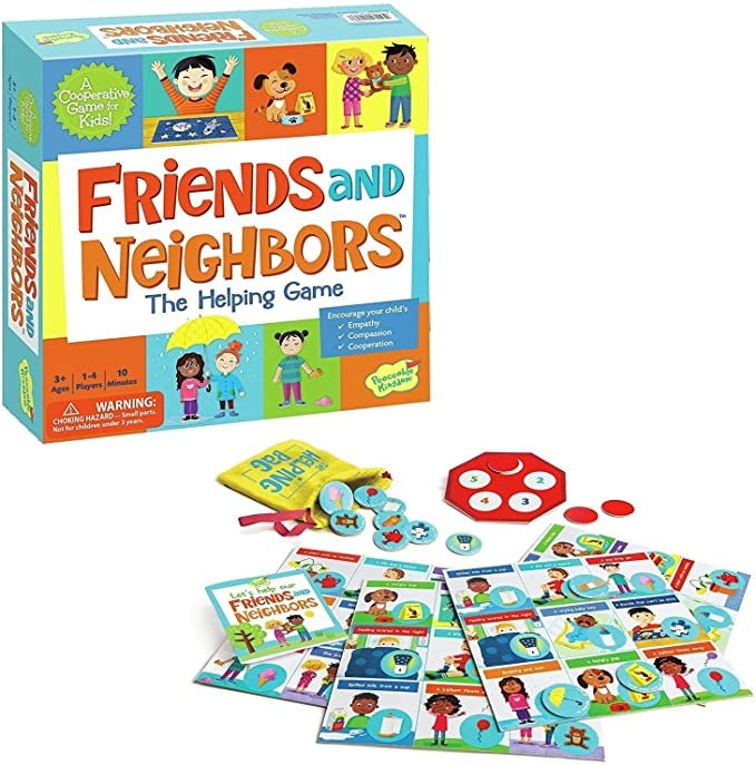 Friends And Neighbors by Peaceable Kingdom
