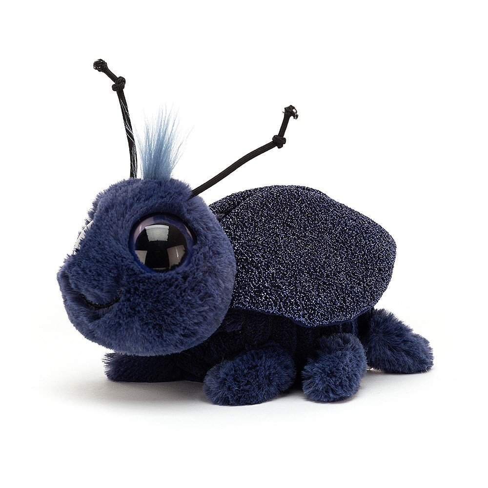 Frizzles Beetle by Jellycat