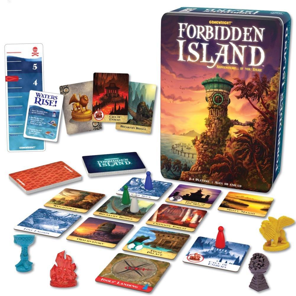Forbidden Island by Gamewright