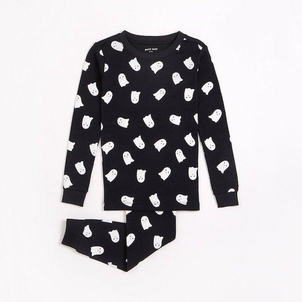 My Boo! Pajama Set by Petit Lem