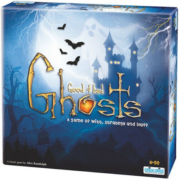 Good and Bad Ghosts by Asmodee