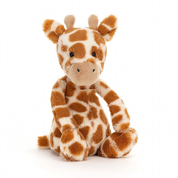 Medium Bashful Giraffe