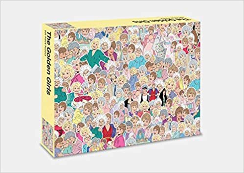 Golden Girls 500 Piece Puzzle by Smith Street