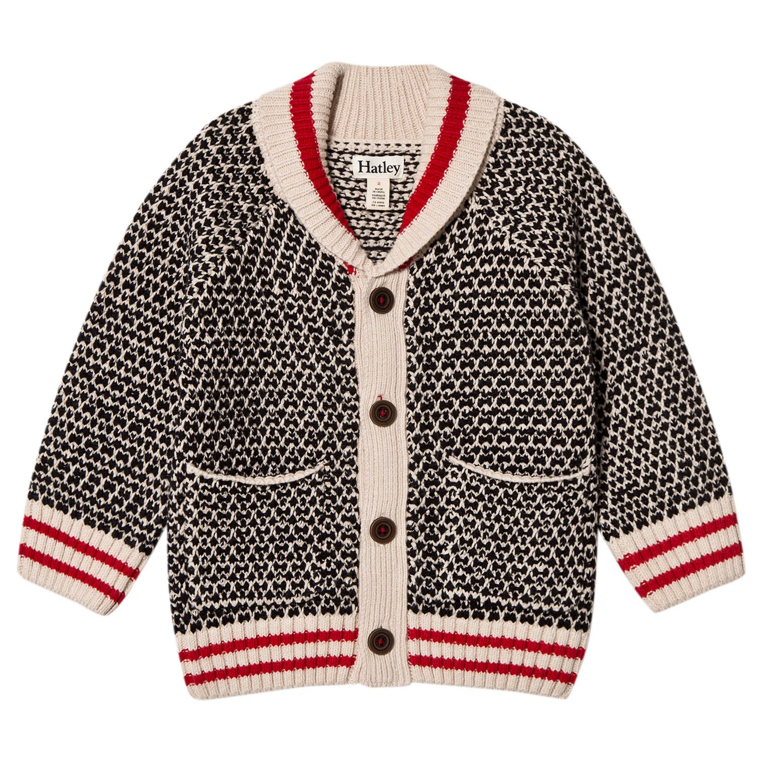 Grandpa Sweater by Hatley