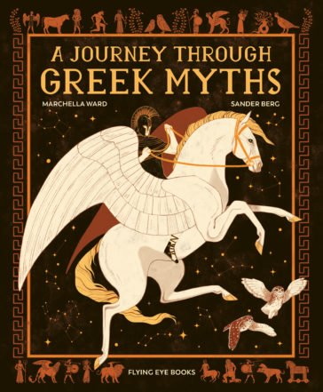 A Journey Through Greek Myths by Marchella Ward
