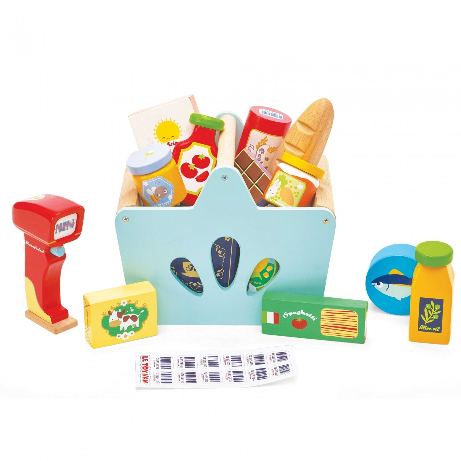 Grocery Set and Scanner by Le Toy Van