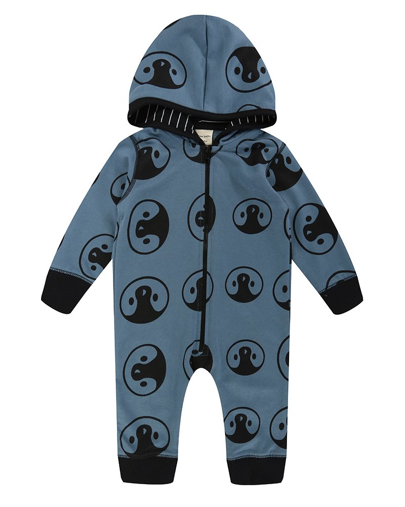 Yin Yang Penguin Outersuit by Turtle Dove