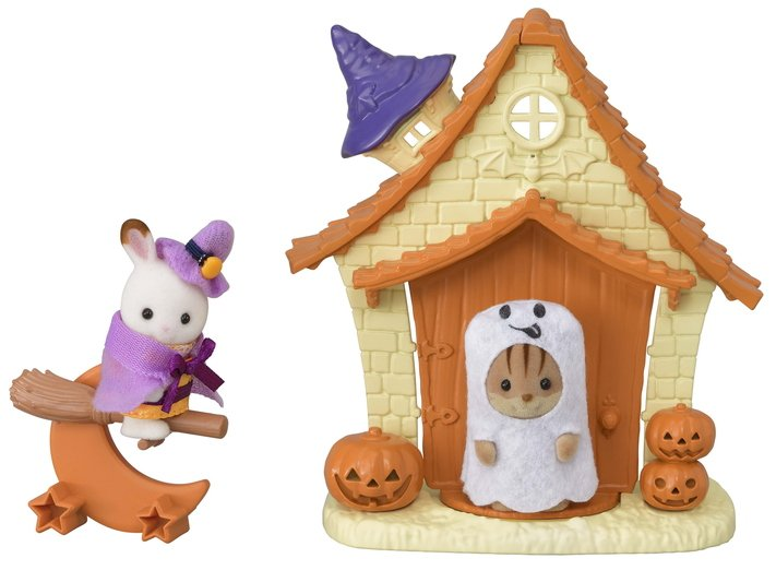 Halloween Playhouse by Calico Critters