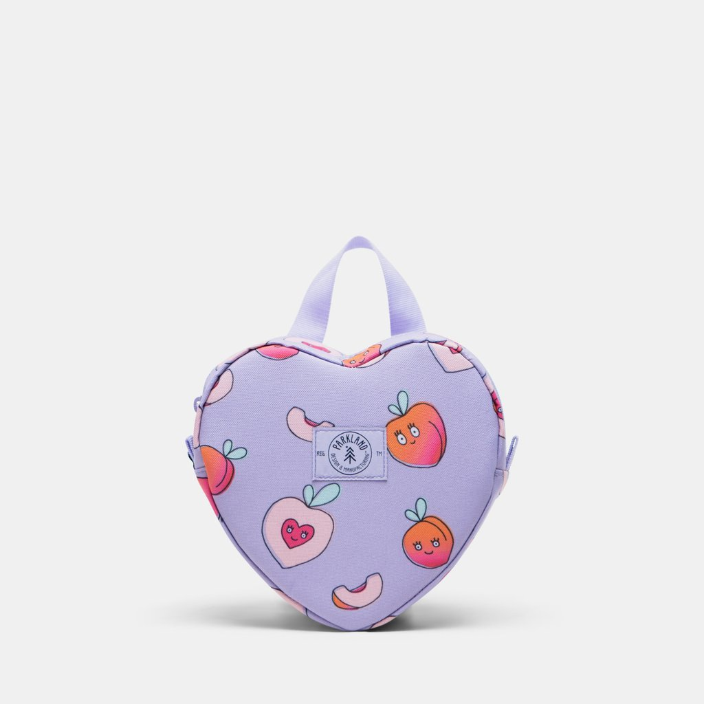 Peachy Heart Backpack by Parkland