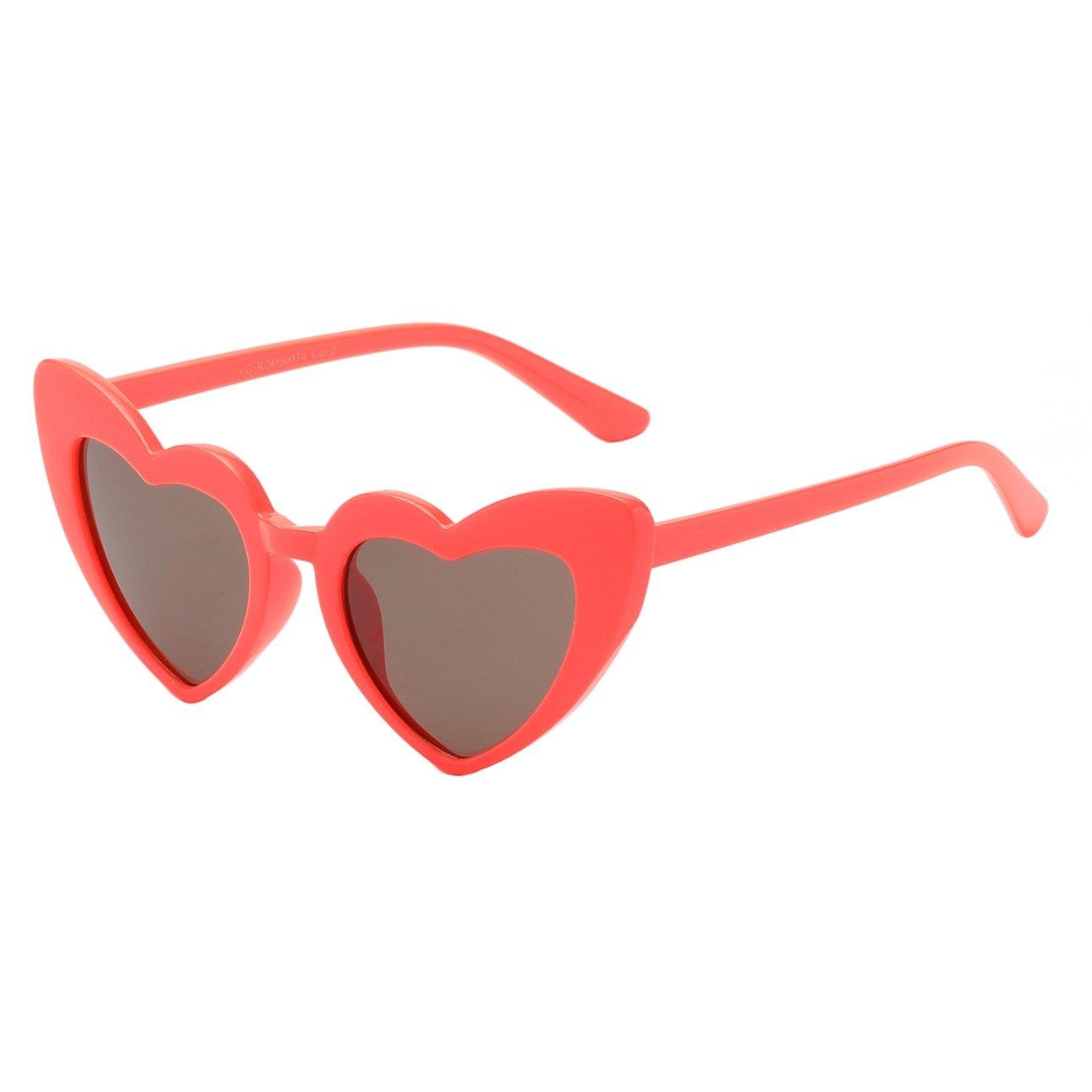 Heartbeaker Sunnies by Luna Sunglasses