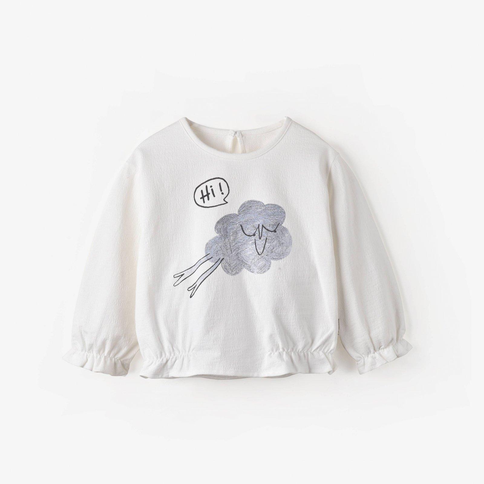 Hieeee Shirt by Aimama