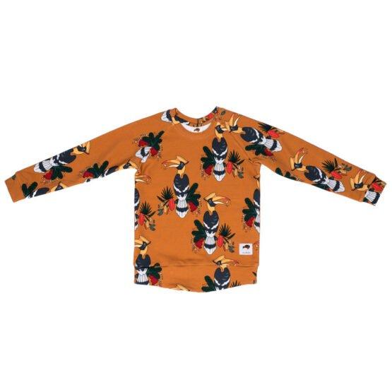 Hooray for Hornbills Sweatshirt by Mullido