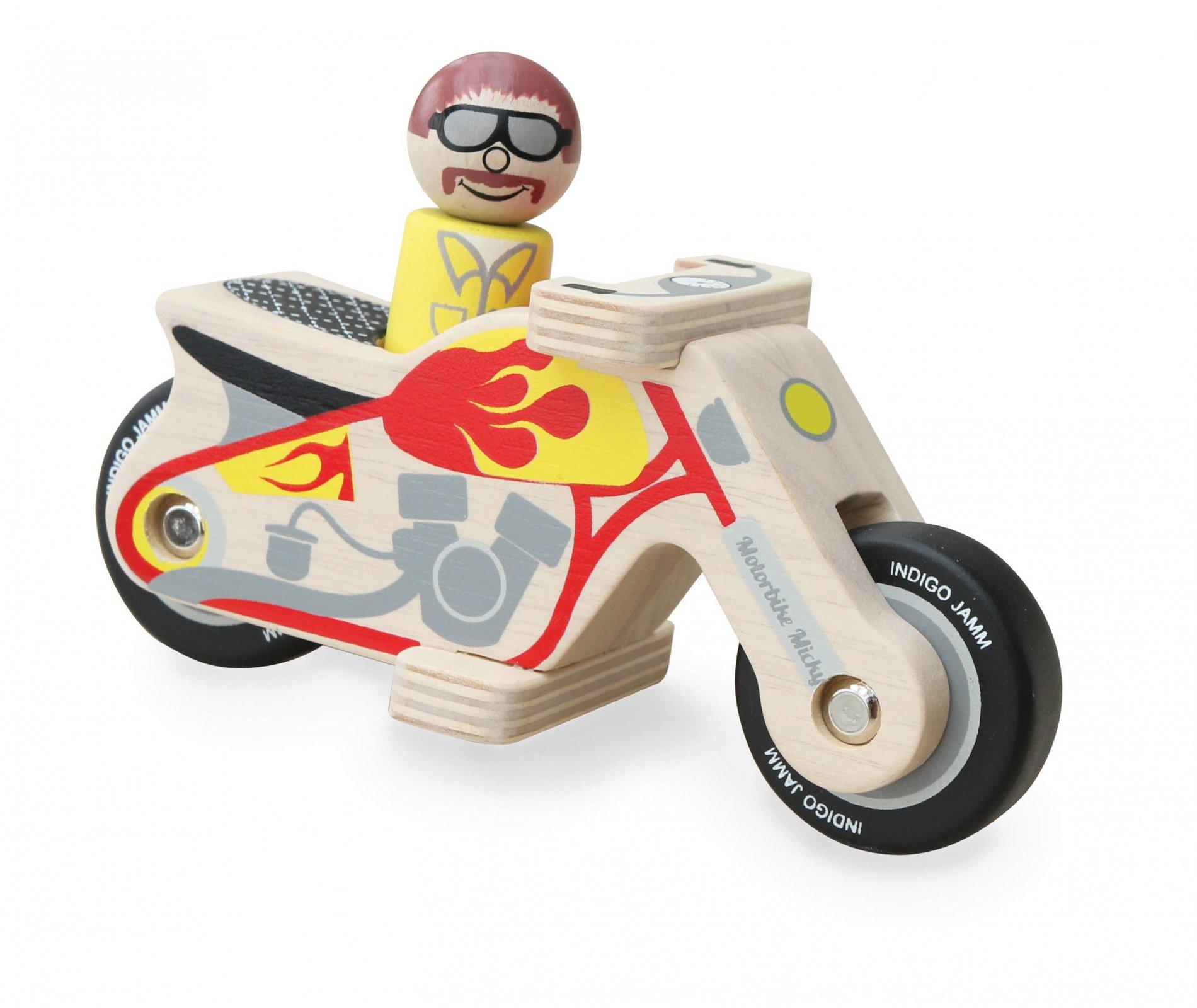 Motorbike Micky by Indigo Jamm