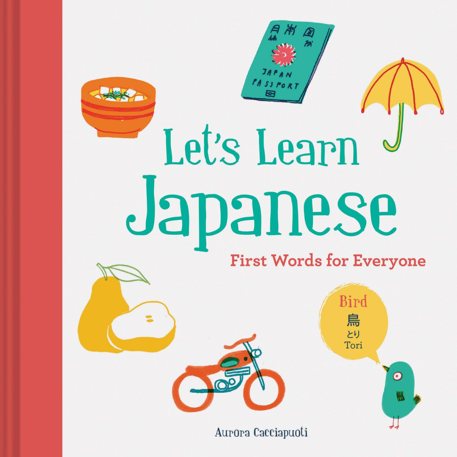 Let's Learn Japanese by Aurora Cacciapuoti