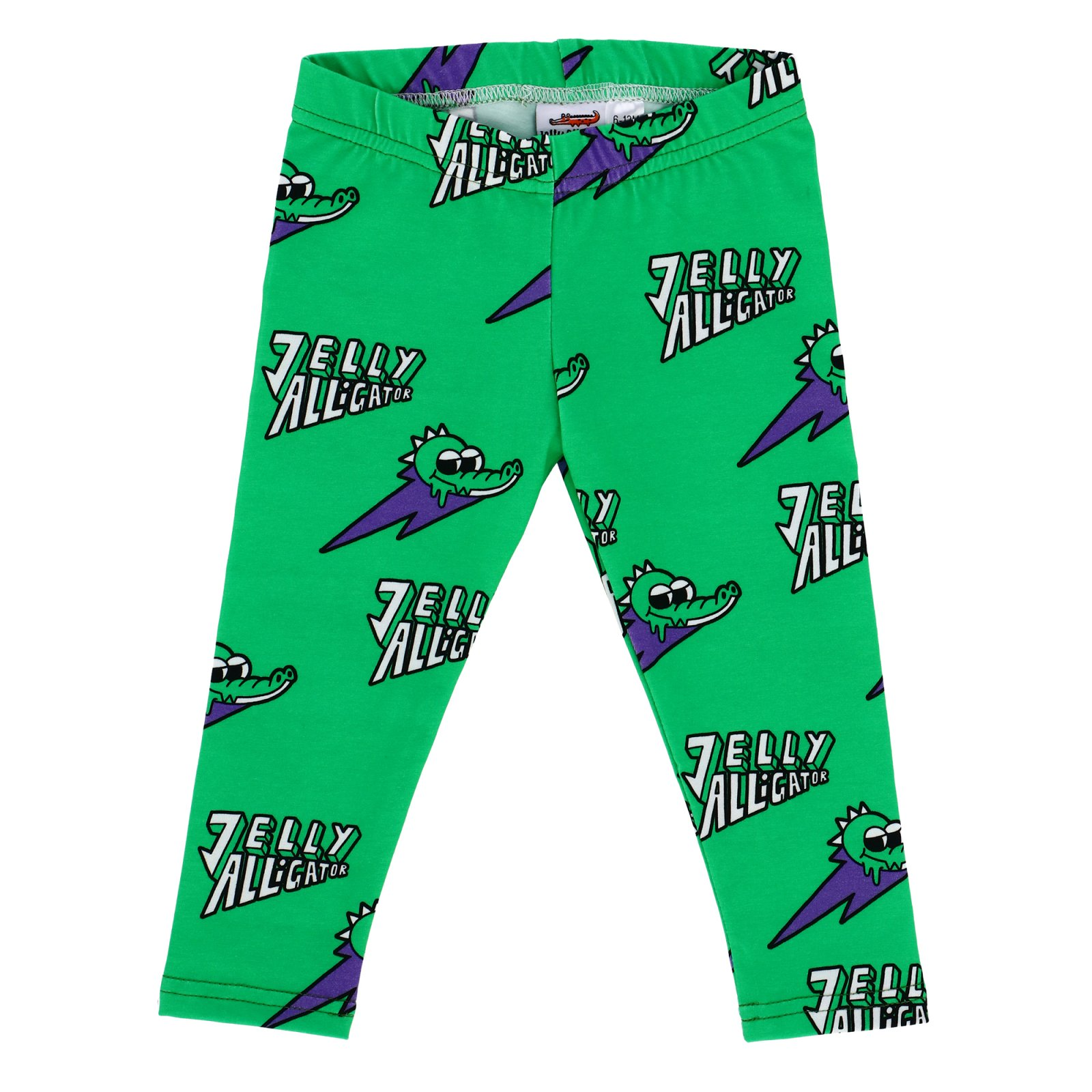 Jelly Alligator Leggings - Green by Jelly Alligator