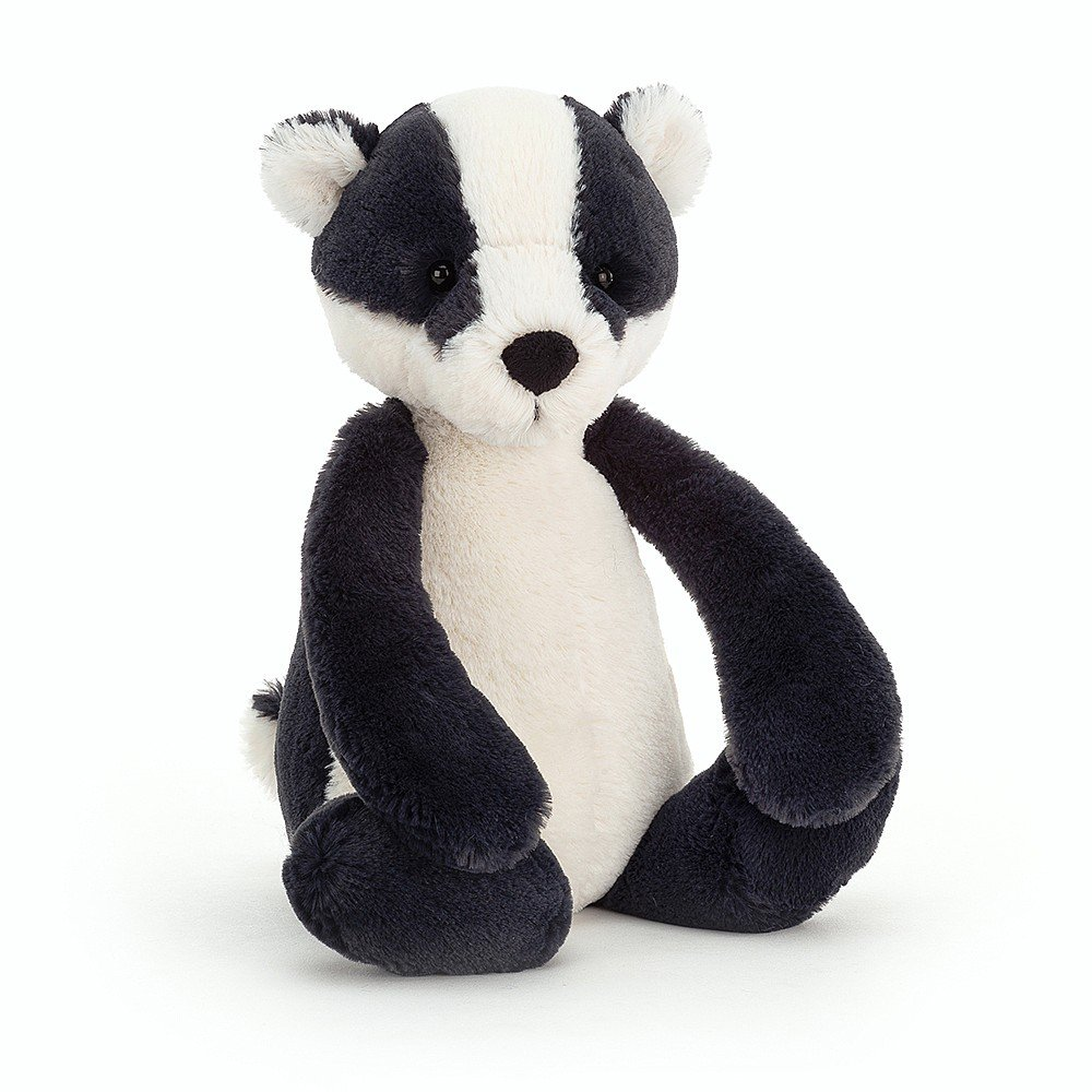 Bashful Badger by Jellycat