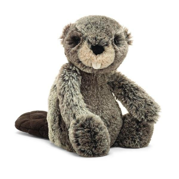 Bashful Beaver by Jellycat