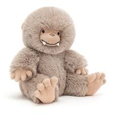 Bo Bigfoot by Jellycat